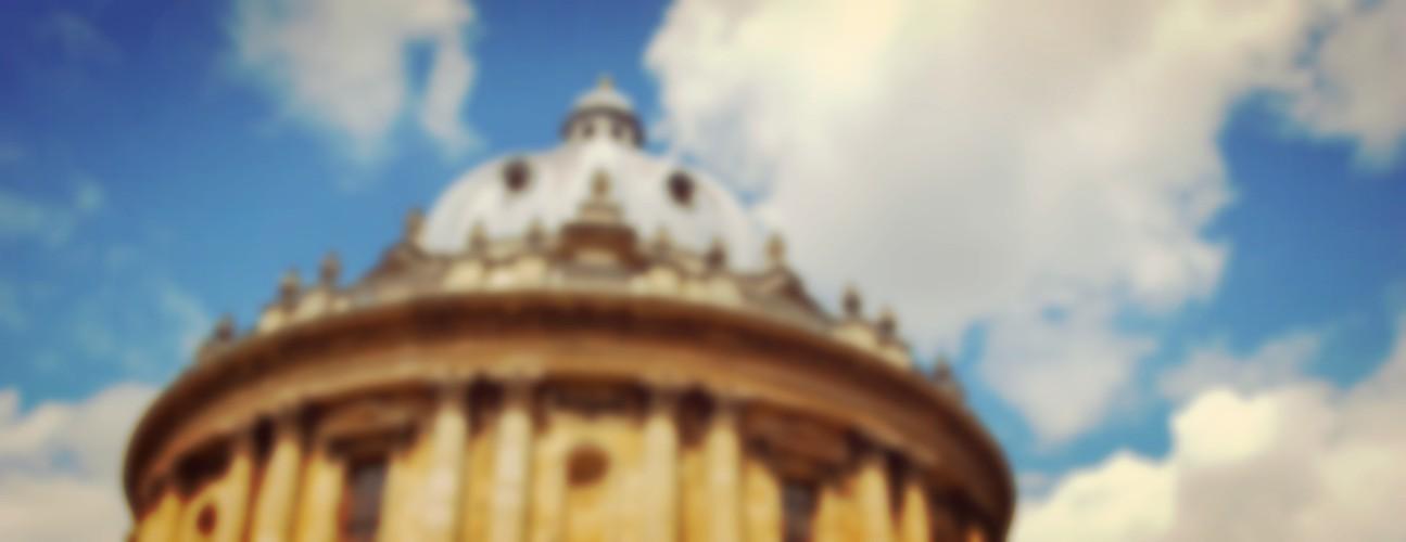 Oxford HUG Homepage Banner